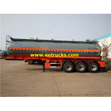28m3 3 ejes HCl Delivery Trailers