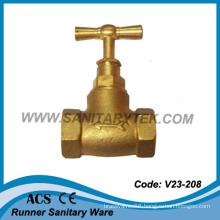 Forged Brass Stop Valve (V23-208)