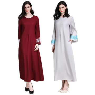New Design Dress Latest Abaya Designs Easy to Wear for Women