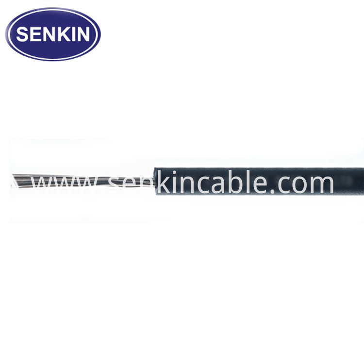 High Voltage 16awg FEP Coated Shielded Cable