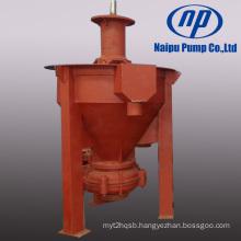 Mineral Flotation Processing Foam Type Pumps (4RV-ZJF)
