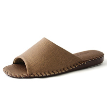 Mann Hausschuhe Pansy Zimmer tragen weiche Comfort Schuhe