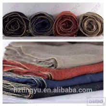Mode modeste Whosale amour foulard de tête musulman plaine chaîne de viscose fermeture à glissière edage coton hijab