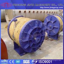 Échangeur de chaleur à plaque spirale détachable Fabricant de Chine