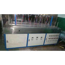 small auto spray painting line
