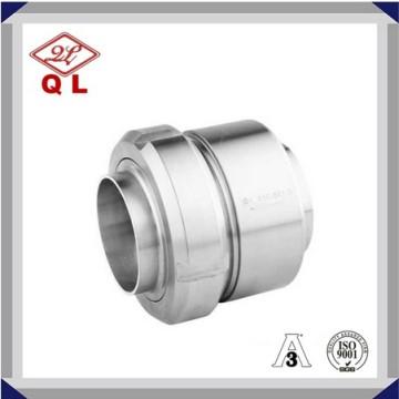 Válvulas de retención de bola sanitaria con cierre de acero inoxidable