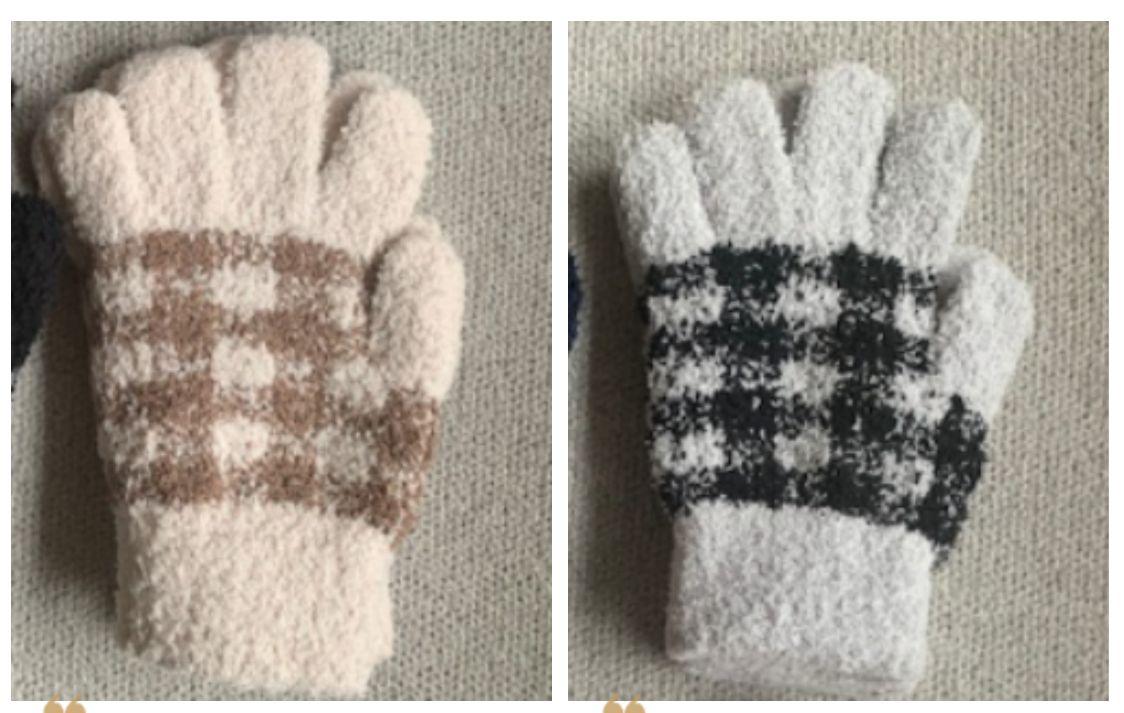 five fingers women's gloves