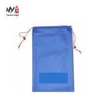 el logotipo promocional imprimió el bolso de lazo no tejido barato