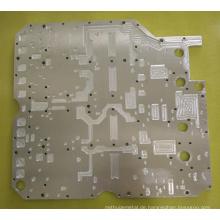 CNC-Bearbeitung Teile UPS Zubehör Al Basisplatine
