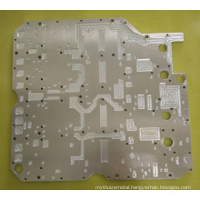 CNC Machining Parts UPS Accessories Al Base Board
