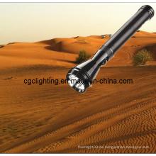 Wiederaufladbare Aluminium LED Taschenlampe -CC-103-2c