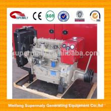 С водяным охлаждением 10hp до 300hp дизельный двигатель с 1500rpm / 3000rpm для боевого насоса