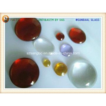 Gem/хрустальный шар из стекла/стекло шар/штапика