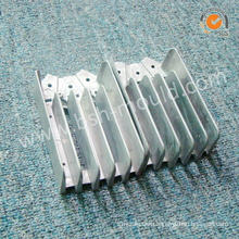 Aluminum alloy die-casting aluminum radiator core