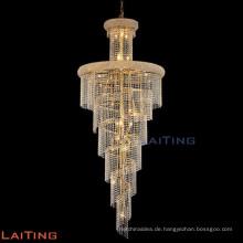 Dubai Brilliant Großhandel moderne Kristall Kronleuchter in China 61004