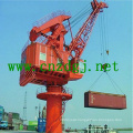 Marine Portal Crane Luffing with Rack