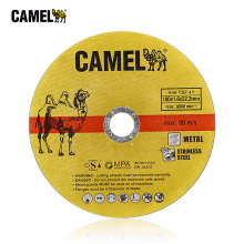 """Super thin cutting disc 7"""" with MPA, Metal use,Thickness of 1.6mm"""