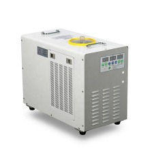 CE approved 0.5HP 1450W CW5200 air cooled industrial cooling machine chiller water cooler for injection