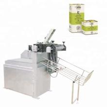 Máquina para fazer latas de baldes de tinta semiautomática