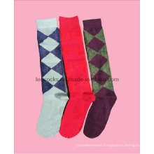 Knittied Stocking Cotton Socks (DL-STK-04)
