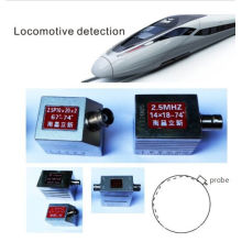 NDT Locomotive Detection, Tyre Combination Single/Two/Three/Four Crystal Probe (GZHY-Probe-011)