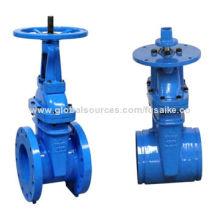 FM Gate Valve with Working Pressure of 175psi and 300psi