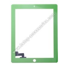 iPad2 verde marco