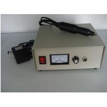 Ultrasonic gsm non-woven ribbon fabric cutter