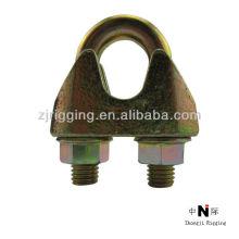 DIN1142 Clip de cuerda de alambre maleable galvanizado