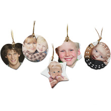 Ornament, Sublimation Ornament