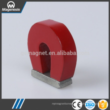 Processing customized supreme quality u shape alnico magnet