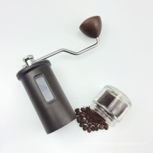 Manual Coffee Grinder Conical Burr Mill Portable Coffee Grinder Stainless Steel Hand Crank Coffee Bean Grinder for Espresso Gift