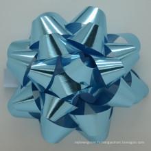 En gros Usine Haute Qualité Polyester Star Bow