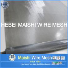 Tecido fino impressão em aço inoxidável Wire Mesh