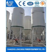 1800t silo de transfert de ciment boulonné