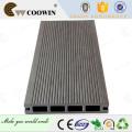 bois composite en plastique 25mm épaisseur wpc decking