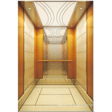 Passenger Elevator Lift Mirror Etched Aksen Ty-K147