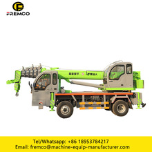3-16t Special Application Truck Crane with Wheel
