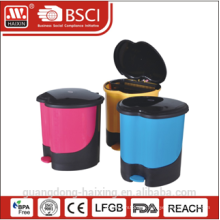 HaiXing Popular plastic waste bin
