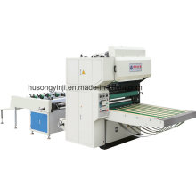 Máquina de laminación semiautomática