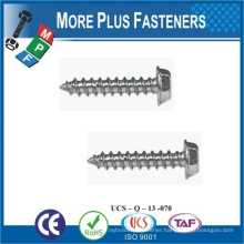 Made in Taiwan High Quality Carbon Steel Stainless Steel Big Size Screw on Wood Hex Head Wood Screw
