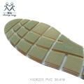 Semelle extérieure en PVC Sandales plates