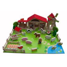 Juguetes de juguete de madera