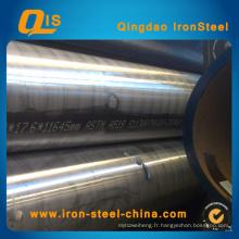 Tube en acier sans soudure ASTM A519 4130X pour bouteille de gaz