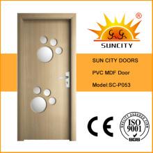 Conceptions de portes de chambre intérieure pour enfants