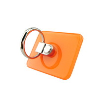 Plastic orange handset bracket golf