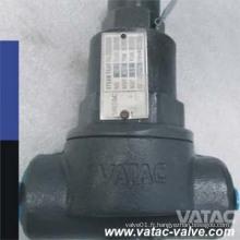 Purgeur bimétallique en acier moulé Vatac