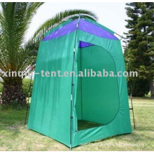 2 person changing outdoor tent