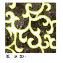 Manufaktur von Gloden dekorative Teppichfliese in Fuzhou (BDJ60300)