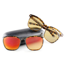 Fashion Sunglasses with Removable/ Detachable Frames and Temples
